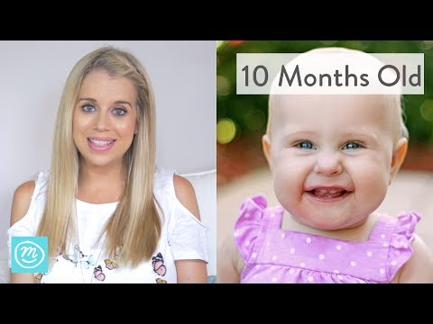 10 Months Old: What to Expect - Channel Mum