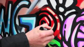 JAkè - Live Painting à l'Indo Café