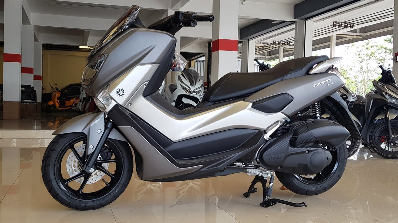 Yamaha Nmax 155cc 2018
