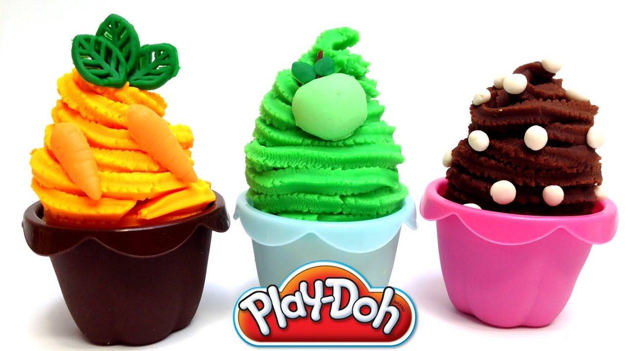 How To Make A Playdough Cake