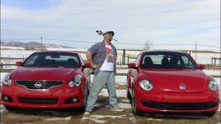 Nissan Altima Coupe 2012 Videos