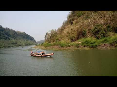 Karnaphuli River Boat Trip Chittagong Bangladesh    Beautiful View of Karnafuli River.