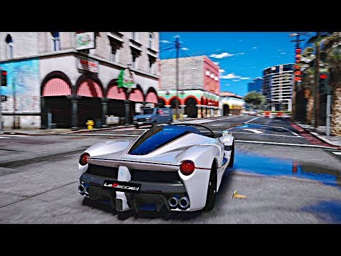 *NEW 2018* ►GTA 6 Graphics | M.V.G.A REDUX  Gameplay! Ultra Realistic Graphic ENB MOD PC [4k 60FPS]