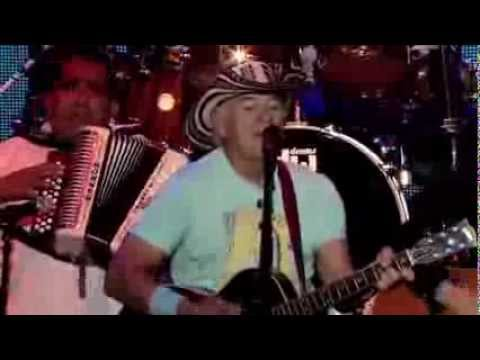 "Jimmy Buffett feat. Fanny Lu ""I Want To Go Back To Cartagena"" Music Video"