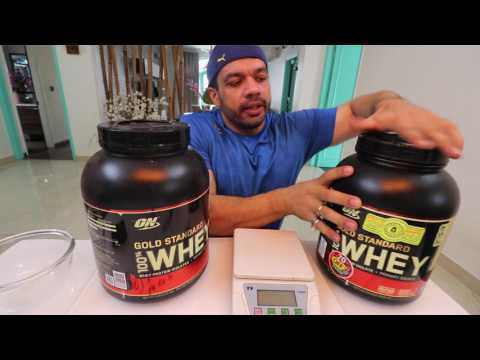 OPTIMUM NUTRITION EXPOSED  -  IS 'ON' CHEATING YOU ??