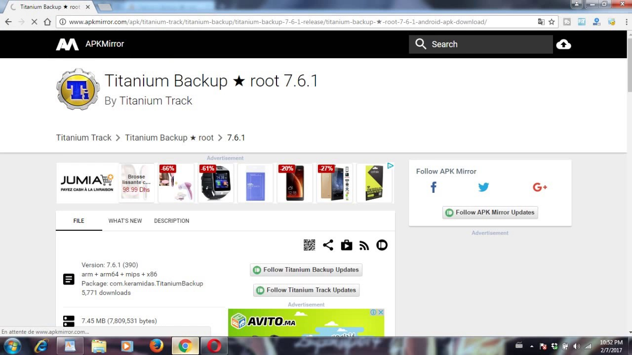 download titanium backup pro apk mirror