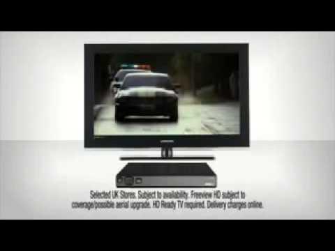 Freeview HD Box -- Tesco TV Ad