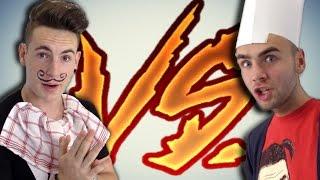 Klepetova Zrada ║ Sendvičová Challenge  ● Expl0 vs Matúš