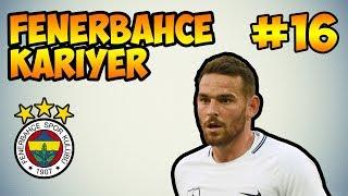 Fifa 18 Fenerbahçe Kariyeri / Şampiyonluk Elden Gidiyor / #16