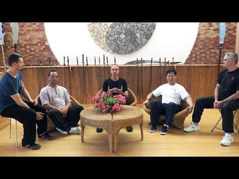 YANG JUN & GIANFRANCO PACE - Tai Chi Online Interview - Intervista