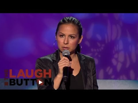 Anjelah Johnson - No You Can Not Use My Toothbrush