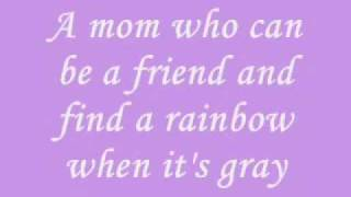 Download I Want A Mom That Lasts Forever by Cyndi Lauper (lyrics) MP3 song and Music Video