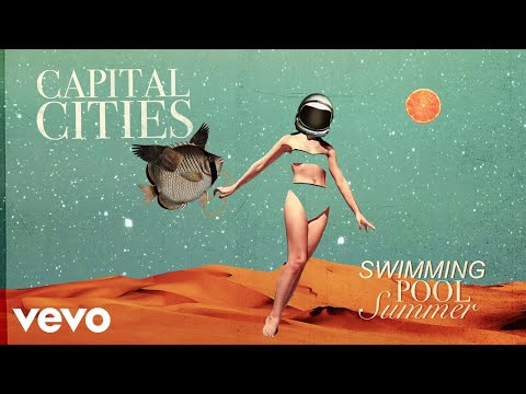 Capital Cities - Drop Everything (Audio)