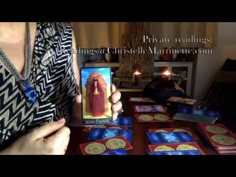 NEW MOON ALL SIGNS 19-24 September 2017 READING by Christelle Martinette