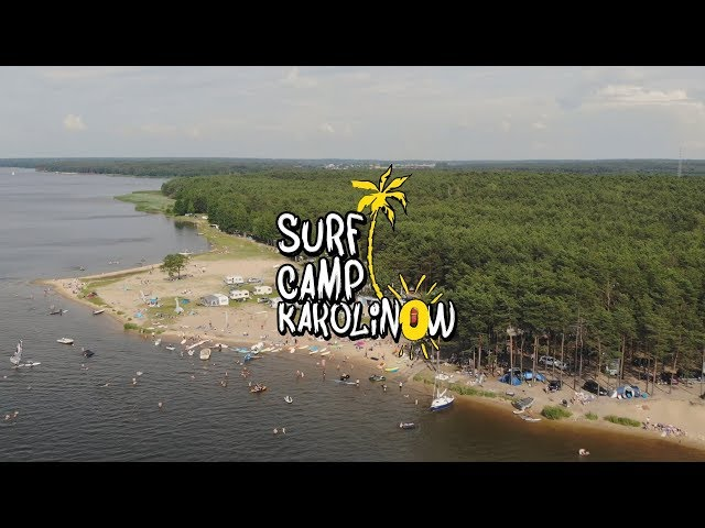 SURF CAMP KAROLINÓW