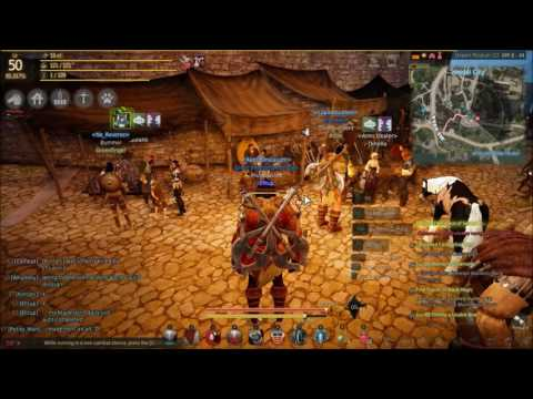 BDO: Cooking Class - How to Level Cooking