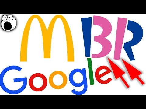 9 More Logos You Don't Know the Hidden Meanings Of