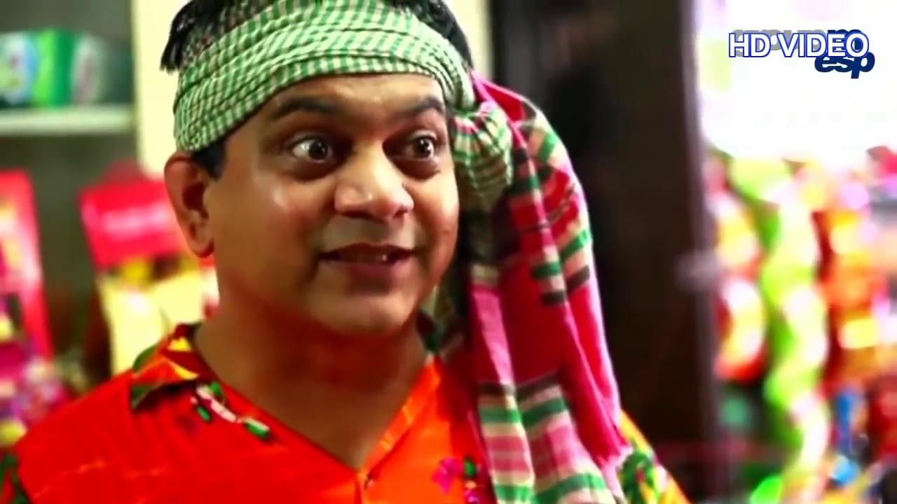 Chakor -- চাকর -- Mir Sabbir -Bangla New  Funny Natok 2018