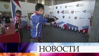 В России набирает популярность новый вид спорта Action Air.