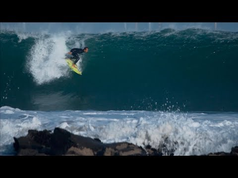 Alvaro Malpartida - Klimax Surfboards Int.