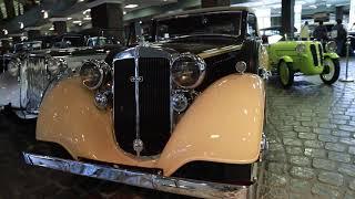 Horch 830 BL 1939 Единственный в мире ретро автомобиль