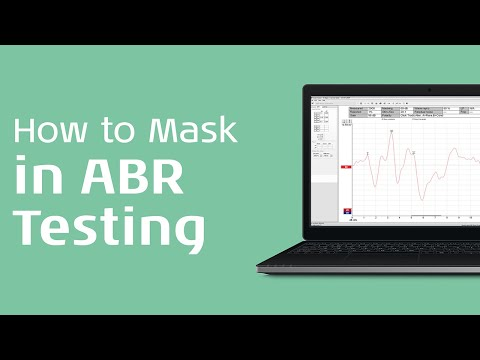 Masking the ABR - part 2 - Introduction to general masking concept