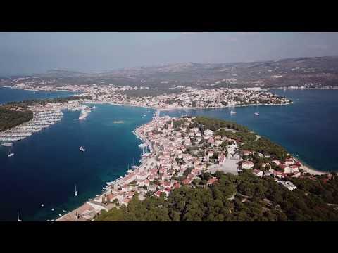 Dalmatian Coast, Croatia by Drone