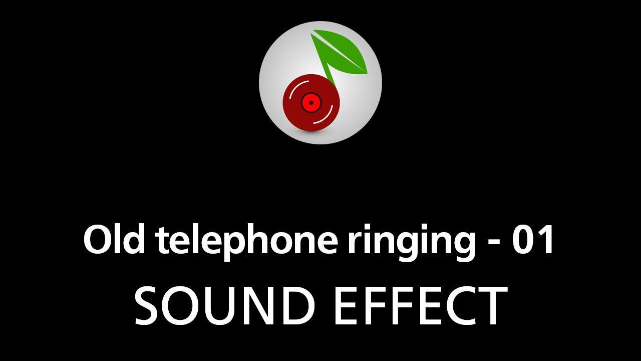 telephone ring wav file download