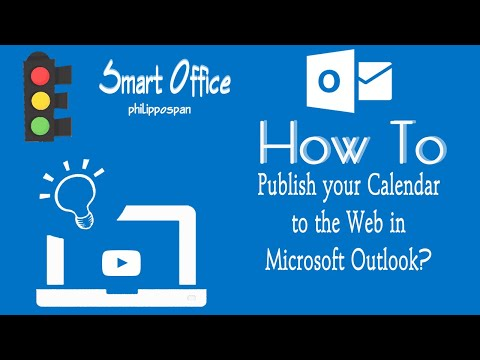 How To Publish Calendars in Outlook   officesmart