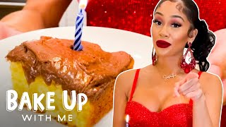 Saweetie Shares Her Favorite Cake Recipe &amp Reveals Who Really Is Her True Best Friend  Delish