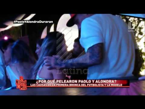 LNEM: ¿Por qué Alondra y Paolo Guerrero se pelearon?