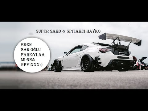 SUPER SAKO & SPITAKCI HAYKO - MI GNA (FURKAN SOYSAL REMIX)!!!