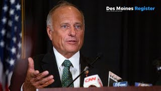 "U.S. Rep. Steve King holds ""No Exceptions to Life"" press conference"