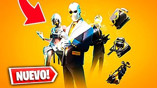 NUEVO PACK AGENTE DOBLE Y PACK ESPECIAL de PS4 en FORTNITE