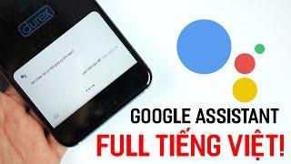 Google Assistant Tiếng Việt - Có Méo Gì Mà HÓT Đến Vậy?!