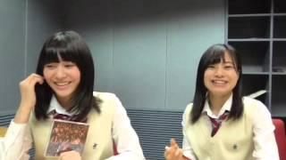 SKE48 1+1は2じゃないよ! 2015年04月10日放送分(金) 野口由芽vs青...