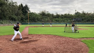 Práctica de béisbol