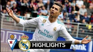 Eibar vs Real Madrid 1-2 - All Goals & Highlights - RESUMEN Y GOLES LaLiga | 10/03/2018 Marzo HD