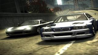 NFS Most Wanted - STOCK Porsche Carrera GT vs. Razor