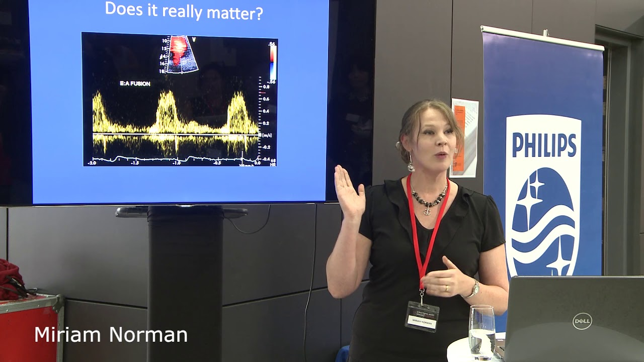What Cardiac Sonographers need to know about Cardiac Devices – Miriam Norman