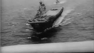U. S. carrier beats off air attack!  - 1942