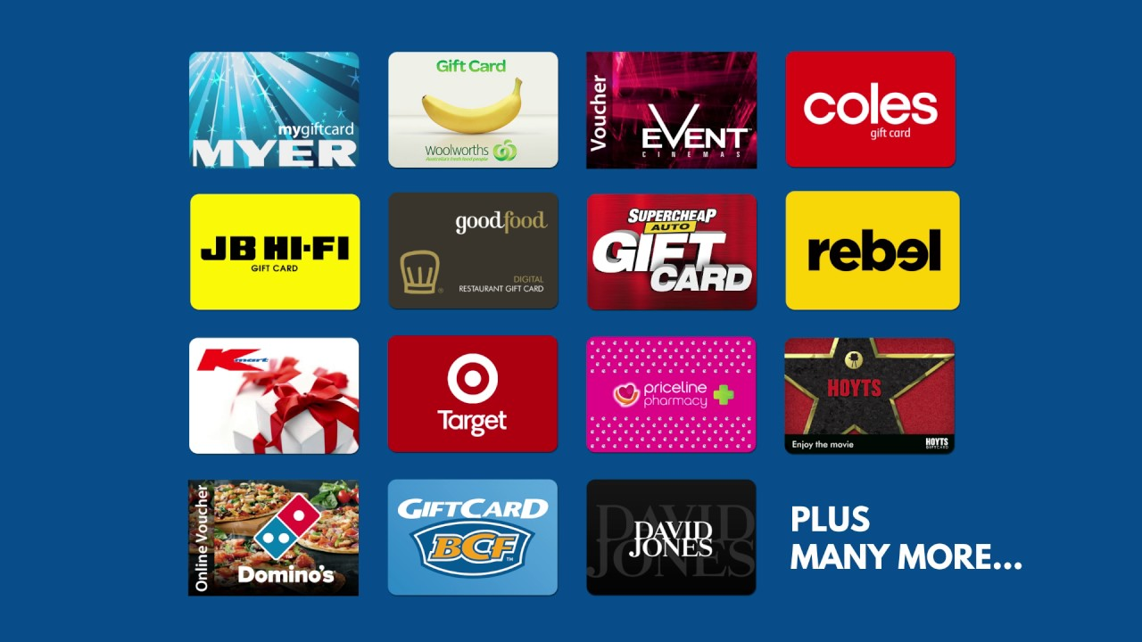 Coles Giftcard Balance What Is A Flexi Egift Card Giftpay