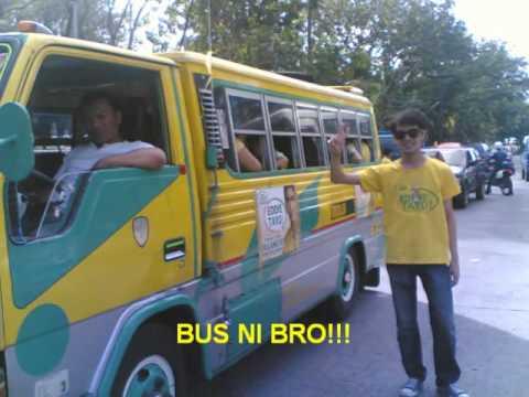 Eddie Ako - Bacolod Motorcade