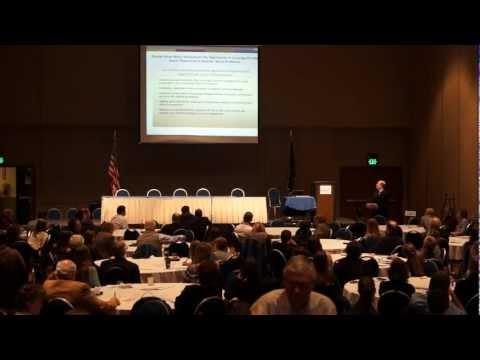 Shared Value, Dane Smith - The 2013 Innovation Summit, Juneau AK