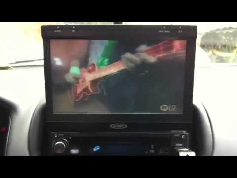 Stereo JENSEN VM9214BT
