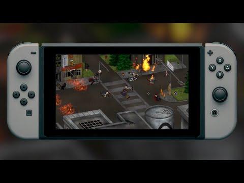 Postal Redux - Nintendo Switch Reveal Trailer