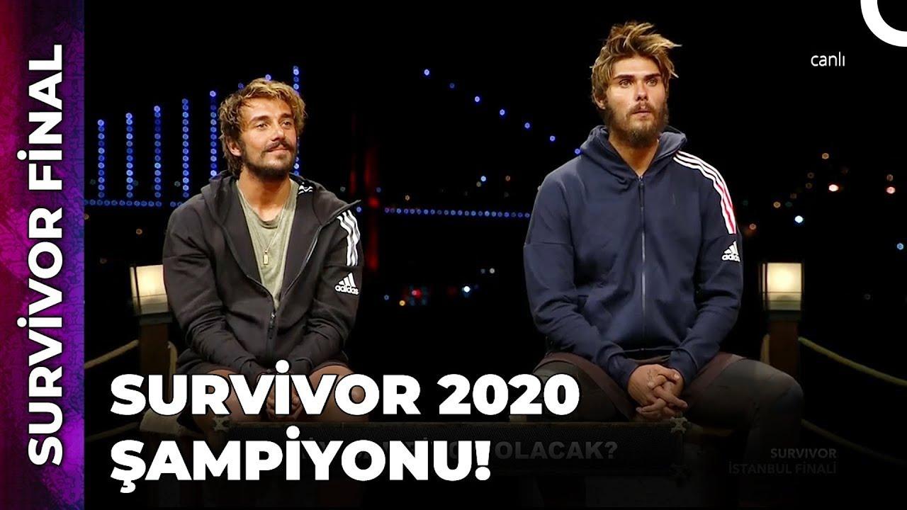Survivor - Cemalcan & Ne olursa olsun Hayallerinizin peşinden gidin (Duygusal Sahne)