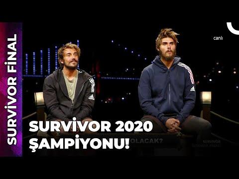İŞTE SURVİVOR 2020 ŞAMPİYONU!