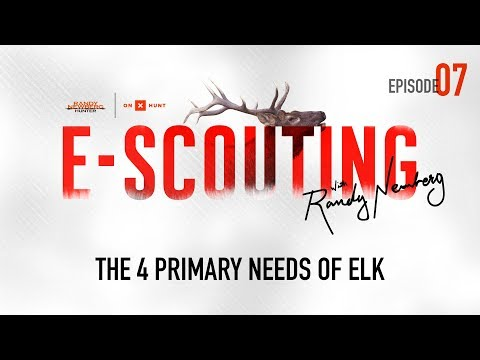Part 7: EScouting for Elk with Randy Newberg and onX