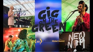 Gig On The Green At Australia Embassy Jakarta 2017 // After Movie // Escetc